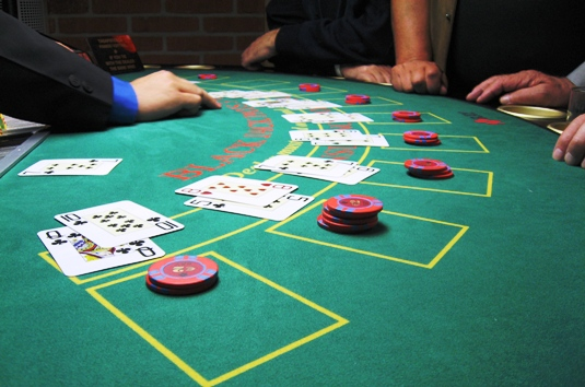 1aaa-Blackjack board